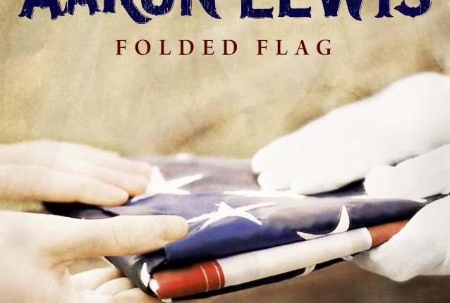STAIND's AARON LEWIS Releases 'Folded Flag' Single