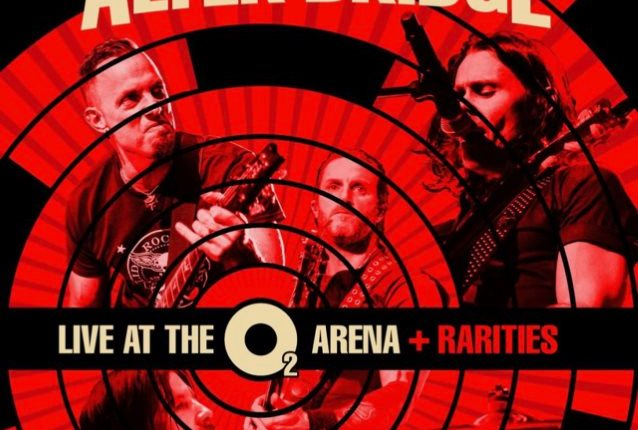 ALTER BRIDGE To Release 'Live At The O2 Arena + Rarities' In September