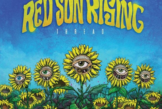 RED SUN RISING To Release 'Thread' Album In March; Watch Video For 'Deathwish' Single