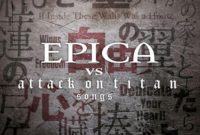 EPICA: Fourth Trailer For 'Attack On Titan' EP