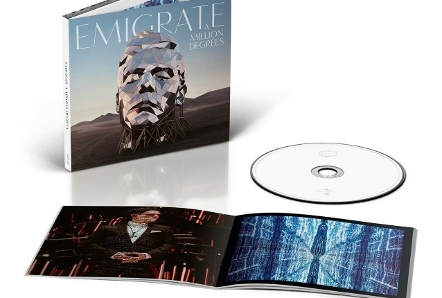 RAMMSTEIN Guitarist's EMIGRATE Project: 'You Are So Beautiful' Music Video