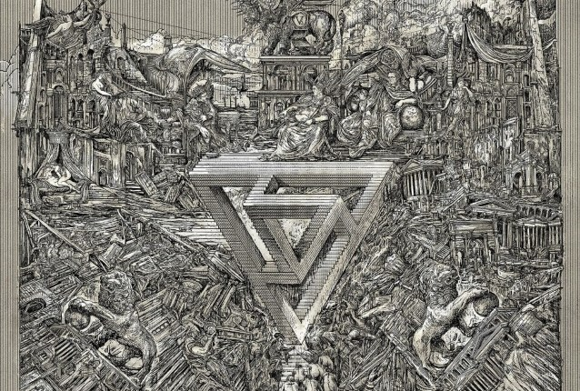 VLTIMAS Feat. Former MORBID ANGEL Frontman DAVID VINCENT, Ex-MAYHEM Guitarist, CRYPTOPSY Drummer: Debut Album Details