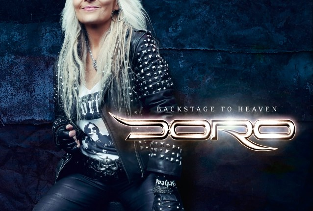 DORO To Release 'Backstage To Heaven' Vinyl EP