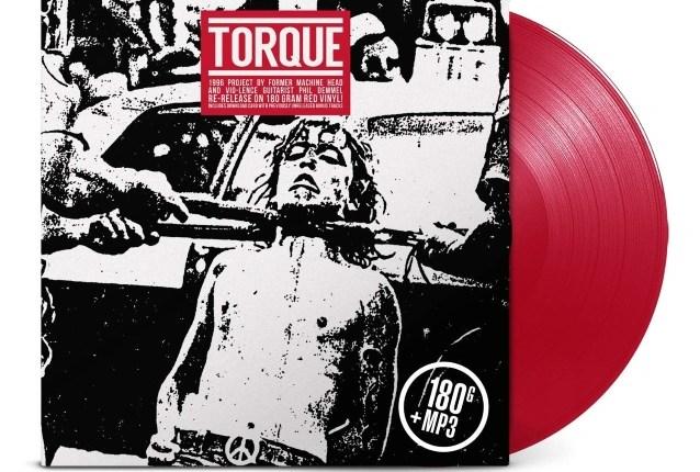 TORQUE Feat. Former MACHINE HEAD/VIO-LENCE Guitarist PHIL DEMMEL: Listen To 'Again' Song