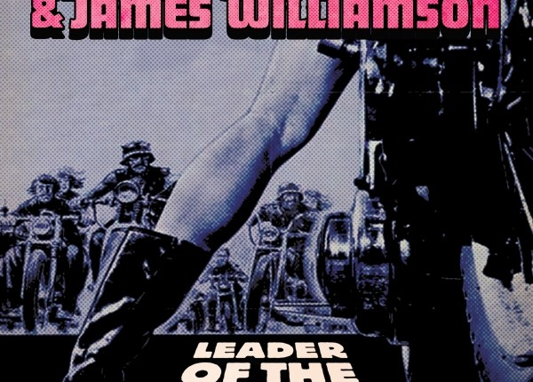 CHERIE CURRIE Teams Up With JAMES WILLIAMSON For Supercharged Version Of 'Leader Of The Pack'