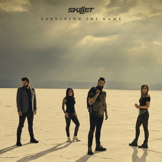 SKILLET Releases 'Surviving The Game' Single, Announces 'Dominion' Album