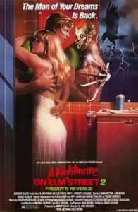 A Nightmare On Elm Street 2: Freddy's Revenge Theatrical Poster