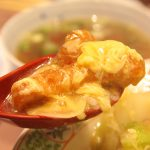 "Love Chinese! ""Pork cutlet bowl"" of ""Shiseien"" .It's inexpensive and good."