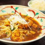 "I went from Kyoto city in about two hours Amanohashidate, by all means the Soul Food ""curry noodles"" of Miyazu"
