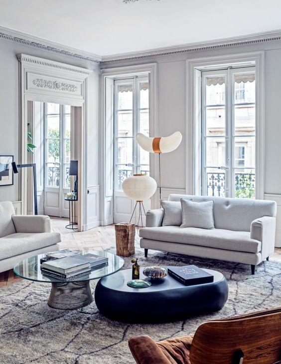 Design Inspiration The Parisian Apartment