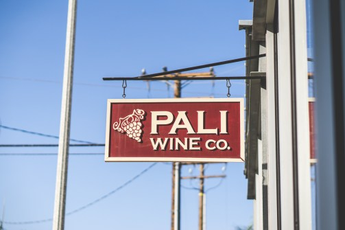 Pali Wine Co. in Santa Barbara