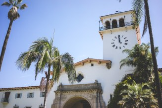 Santa Barbara Courthouse No. 13a