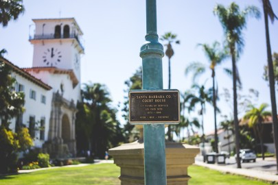 Santa Barbara Courthouse No. 4