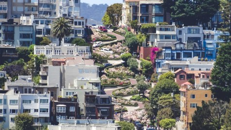 More Lombard street houses