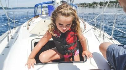 Sailing Puget Sound 10