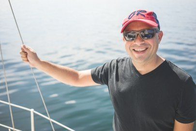 Sailing Puget Sound 26