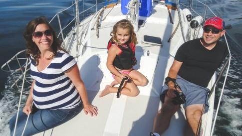 Sailing Puget Sound 41