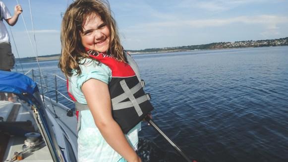Sailing Puget Sound 53