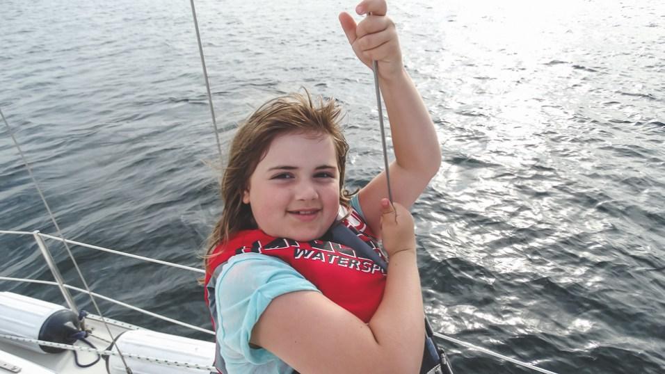 Sailing Puget Sound 57