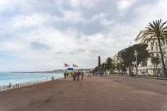 The Quai des Etats-Unis and the Promenade des Anglais