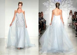 Frozen Wedding Gown, Photo Credit