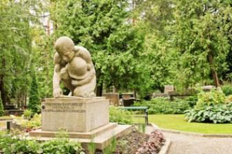 Sota 1918 – kaatuneiden saksalaisten muistomerkki, Lahti.