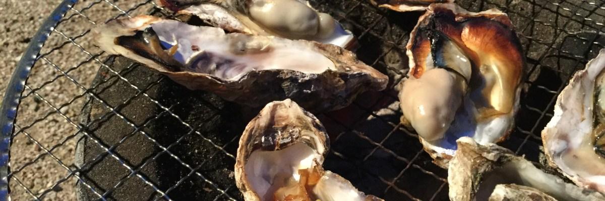 これから旬になる海鮮バーベキュー!~牡蠣の美味しい焼き方~