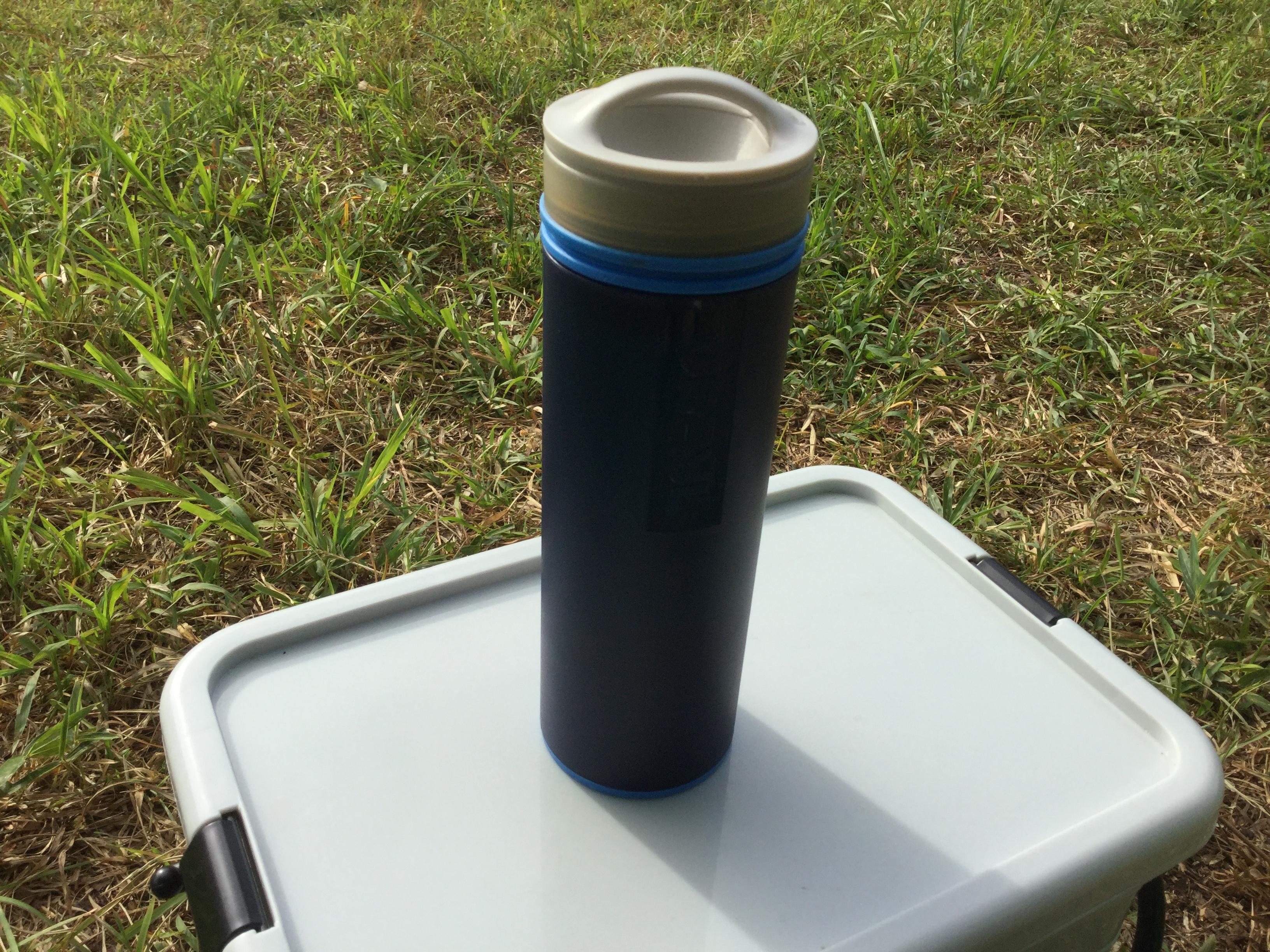 グレイル浄水ボトル