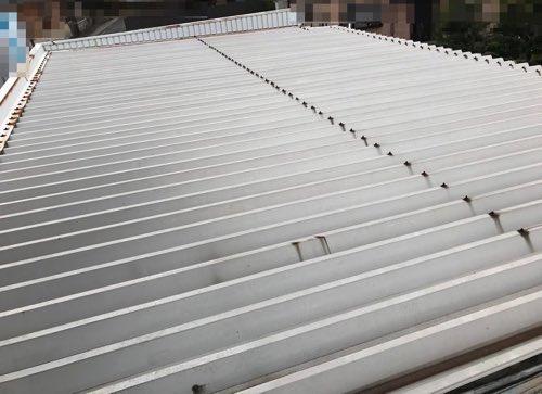 ガルバリウム銅板 屋根