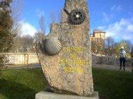 Monumento Cammino a Burgos