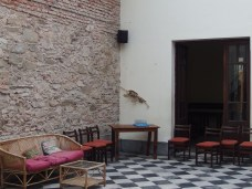 Casa di Claudia a Montevideo.. Patio