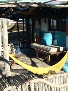 Cabo Polonio. Lobo Hostel.