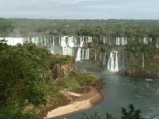 Cascate dell'Iguazú, lato brasiliano