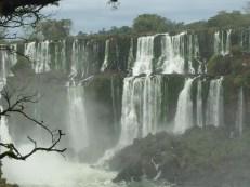 Cascate dell'Iguazú, lato argentino