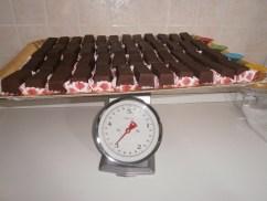 3kg e più di torrone:-)