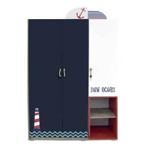 Penderie chambre marin - Sotufab Meubles