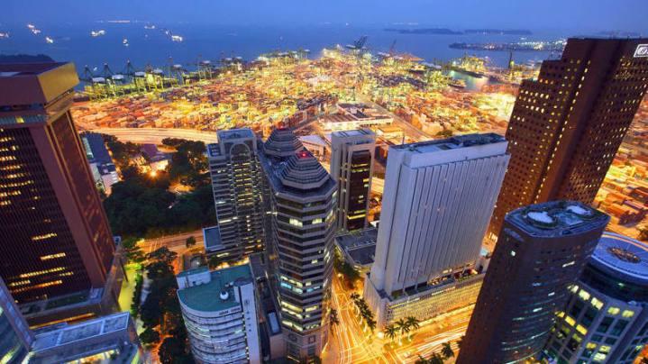 Embaixada de Singapura visita a SOU