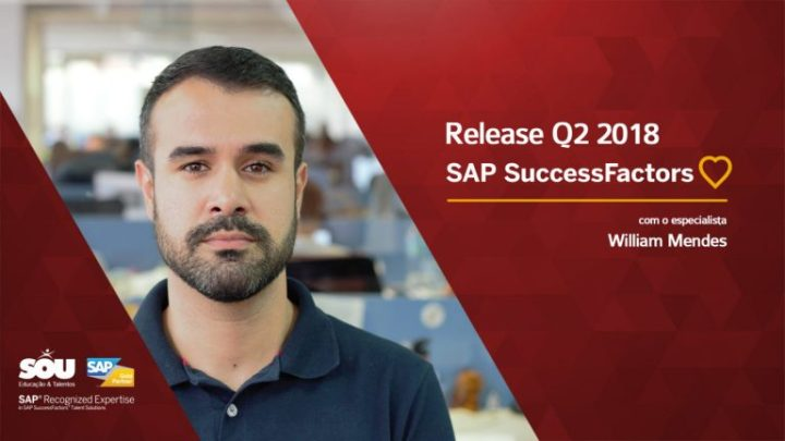 SAP SuccessFactors Release Q2 2018 Highlights