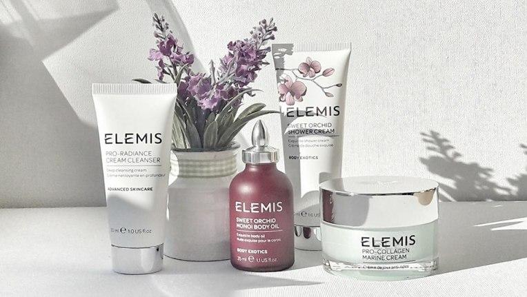 Coffret ELEMIS Collection Douceur, une bonne idée cadeau pour la fête des mamans