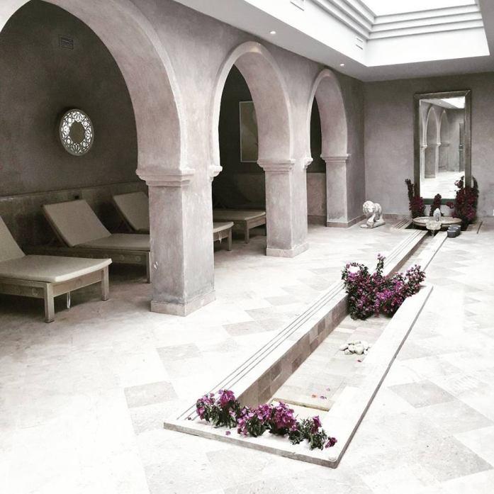SEABEL SPA ALHAMBRA: Salle de Repos