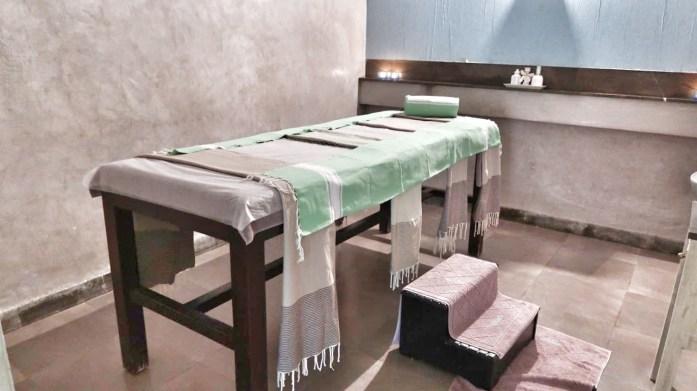 Cabine de massage - Massage Berbère Tunisien