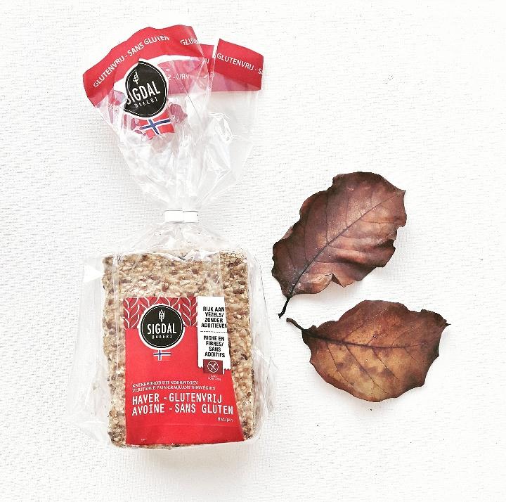 Spécialité de Norvège,les pains croquants Sigdal aux graines