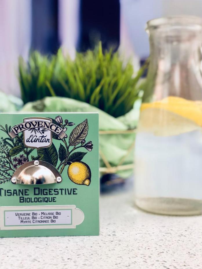 Tisane Digestive Provence d'Antan