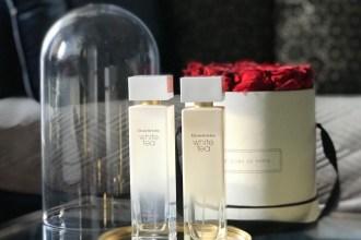 """Découvrez Nouveautés parfum """" White Tea """" Elizabeth Arden"""