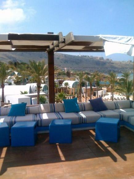 Beach Lebanon Pangea Resort