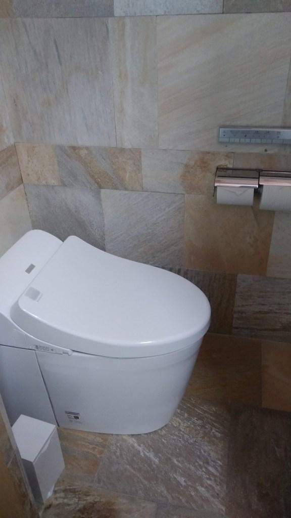 空の森クリニックの病室トイレ