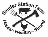 At Souder Station Farm we believe it's important to be happy, healthy and strong. It's our motto, and direction that we try to live by. SO what does it mean to us to live a life that's happy, healthy, and strong?
