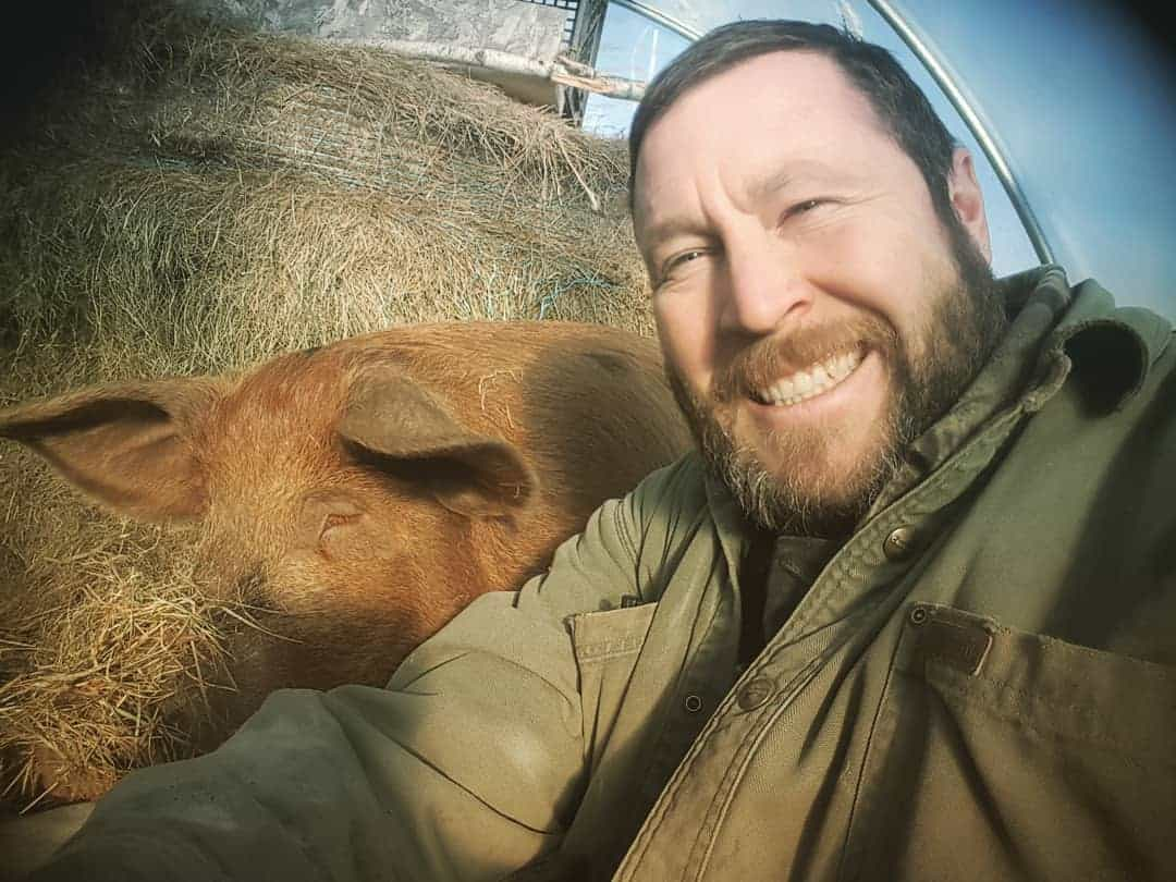 Souder Station Farm Podcast 005 Pigs, mud, misconceptions