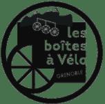 Logo du collectif Les boîtes à Vélo de Grenoble.