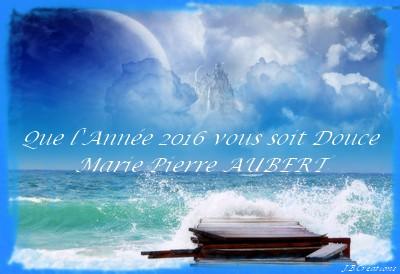 Bonne Année AKASHA 2016